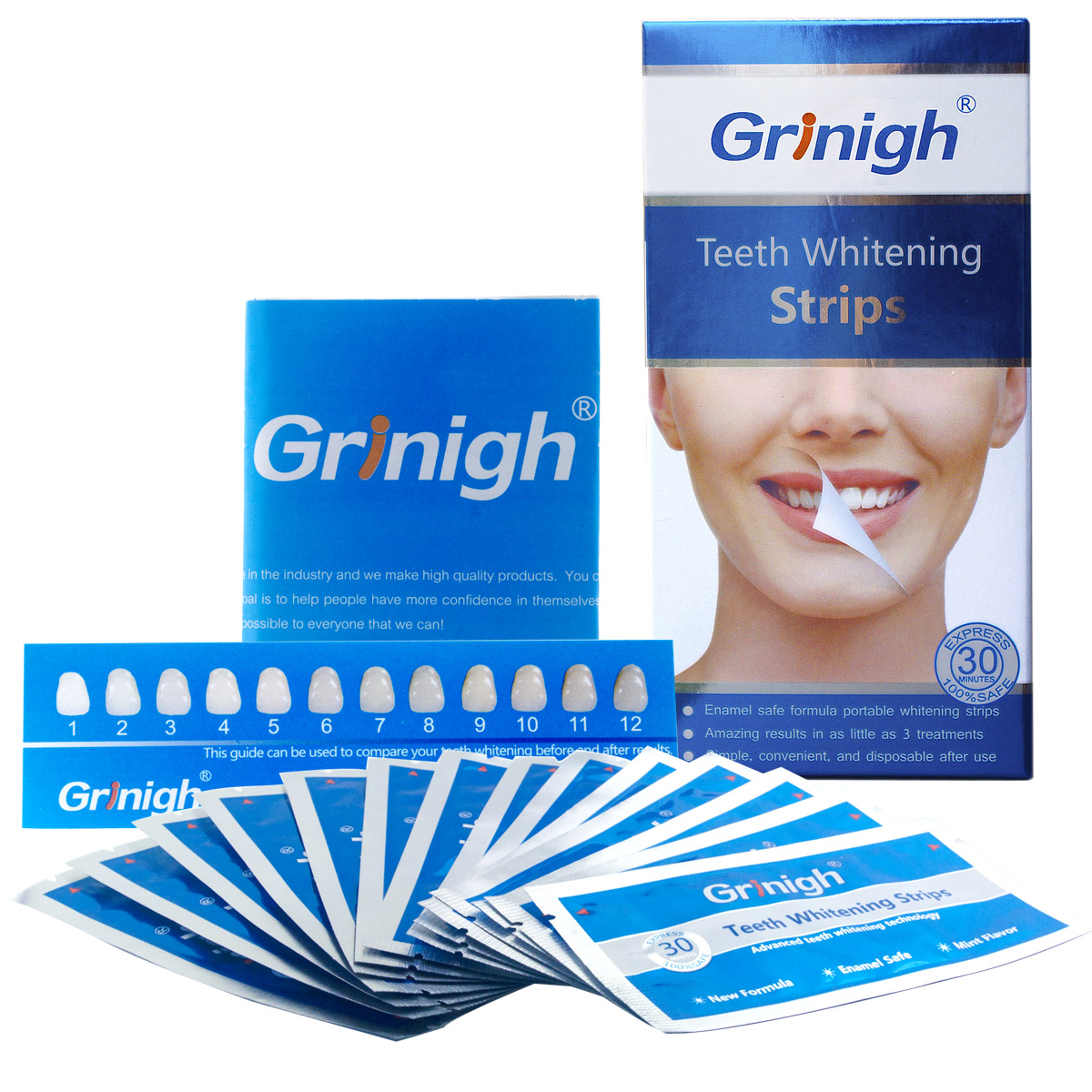 how to make ur teeth white in a day